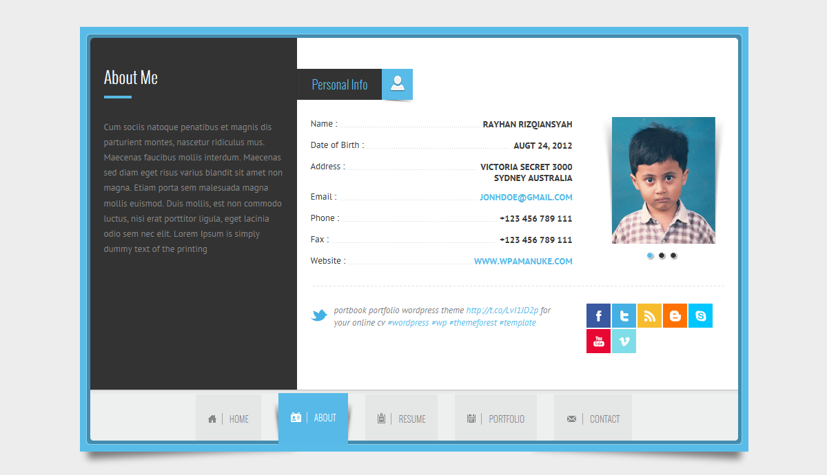 Free Resume Templates   Easily Download   Print   Resume Companion Design bi