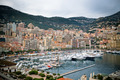 Monaco Harbour, Monte Carlo, view - PhotoDune Item for Sale
