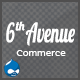 6th Avenue - Responsive Drupal 7 Commerce Theme - ThemeForest Item for Sale
