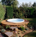 Beautiful outdoor jacuzzi - PhotoDune Item for Sale