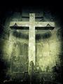 Cross fountain - PhotoDune Item for Sale