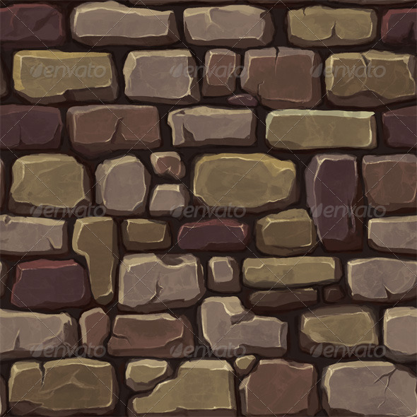 Stone Wall Texture 1