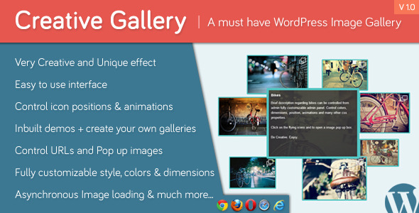 CodeCanyon Creative Gallery 4665906