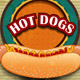 Hot Dogs Vintage - GraphicRiver Item for Sale