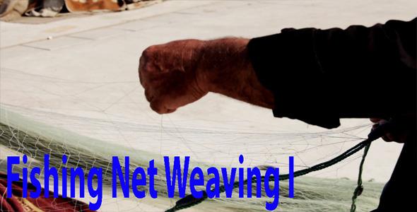 Fishing Net Weaving 1