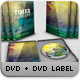 A Times Concert DVD and DVD COVER - GraphicRiver Item for Sale