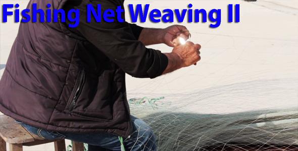 Fishing Net Weaving II