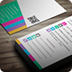 Designer 2 Business Card - GraphicRiver Item for Sale