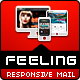 Feeling - Responsive Email Template - ThemeForest Item for Sale