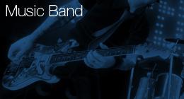 Music Band Premium Templates