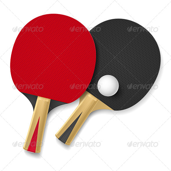 GraphicRiver Rackets 4673189