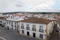 Colorful houses of Evora, Portugal - PhotoDune Item for Sale