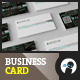 Multipurpose Minimal Business Card 1 - GraphicRiver Item for Sale