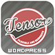 Tensor - Responsive WordPress Theme