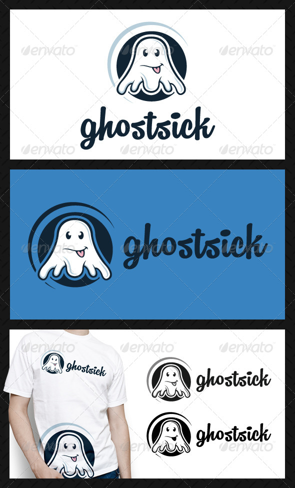 GraphicRiver Ghost Logo Template 4651822
