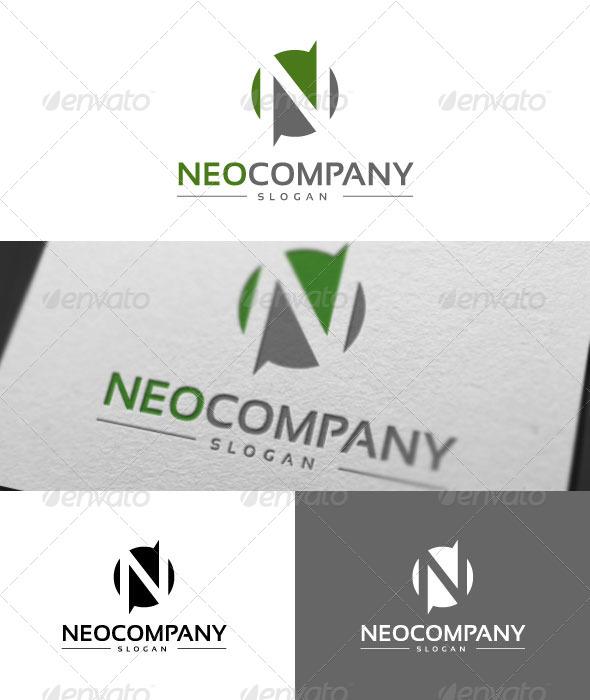 GraphicRiver Neo Company Logo Template 4501035