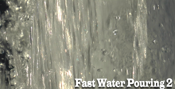 Fast Water Pouring 2