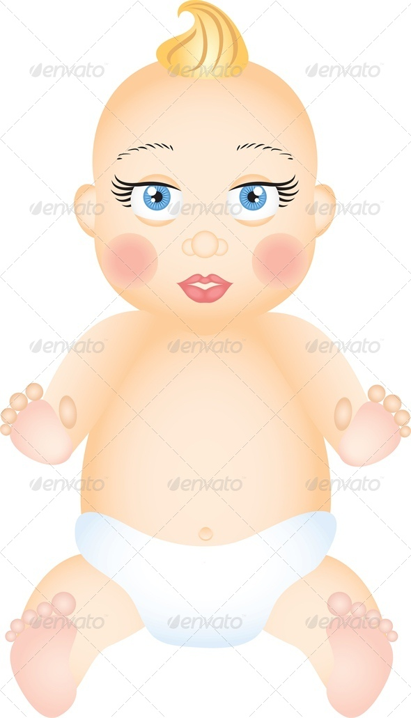 GraphicRiver Baby 4675963
