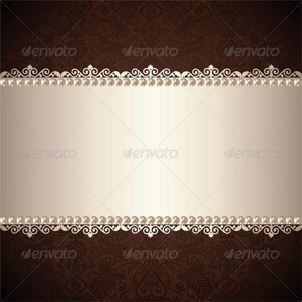 GraphicRiver Gold Jewelry Frame 4676115