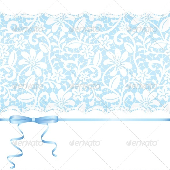 GraphicRiver Lace Background 4676257