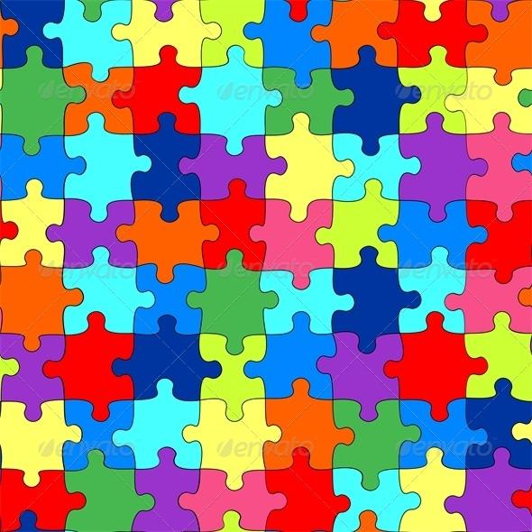 GraphicRiver Puzzle 4676261