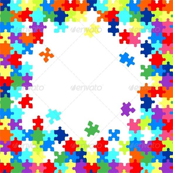 GraphicRiver Puzzle 4676277