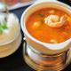 Restaurant Soup With Prawns - VideoHive Item for Sale