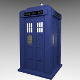 Cartoon TARDIS - 3DOcean Item for Sale