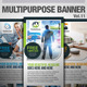 Multipurpose Banner Vol.11 - GraphicRiver Item for Sale