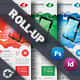 Cloud Systems Roll-Up Template - GraphicRiver Item for Sale
