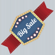 Retro Sale Badges Set - GraphicRiver Item for Sale