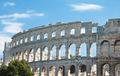 Roman amphitheater in Pula, Croatia - PhotoDune Item for Sale