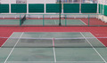 Empty tennis court - PhotoDune Item for Sale