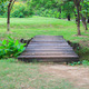 Wooden bridge in a park - PhotoDune Item for Sale