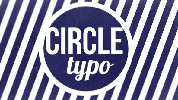 Circle Typo