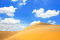 desert landscape with blue sky - PhotoDune Item for Sale