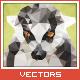 Triangled Lemur Portrait - GraphicRiver Item for Sale