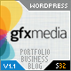 GfxMedia Business & Portfolio Wordpress Theme - ThemeForest Item for Sale