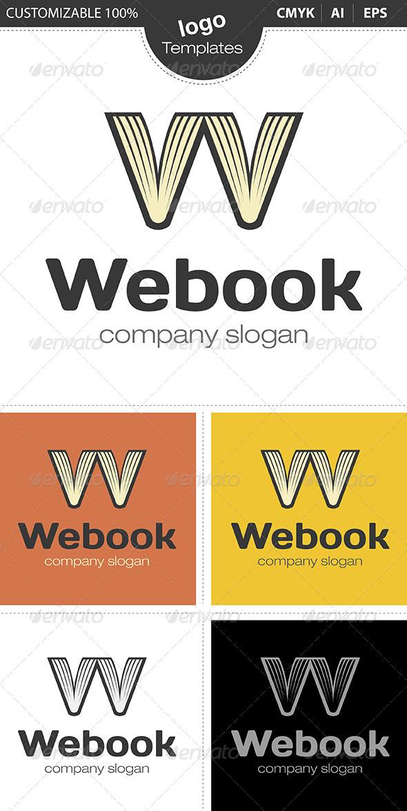 GraphicRiver Webook Logo 4649740
