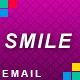 SMILE - Responsive + Business + Mailchimp E-mail - ThemeForest Item for Sale