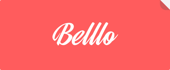 Belllo top