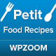 Petit – Recipe WordPress Theme  Free Download