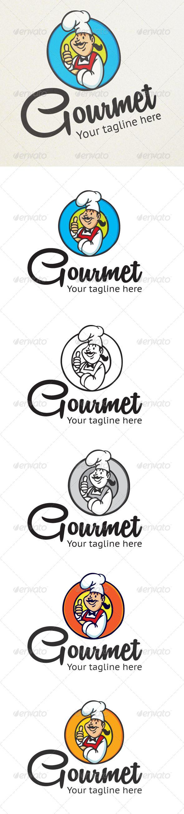 GraphicRiver Gourmet 4652281