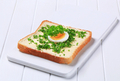 Bread with butter and chopped parsley - PhotoDune Item for Sale