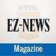 EZ-News Wordpress Theme