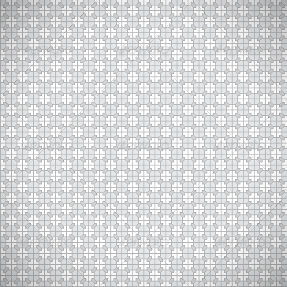 GraphicRiver Seamless Grey Retro Pattern Background 4687094