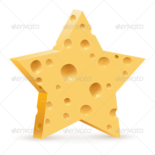 GraphicRiver Cheese 4688261