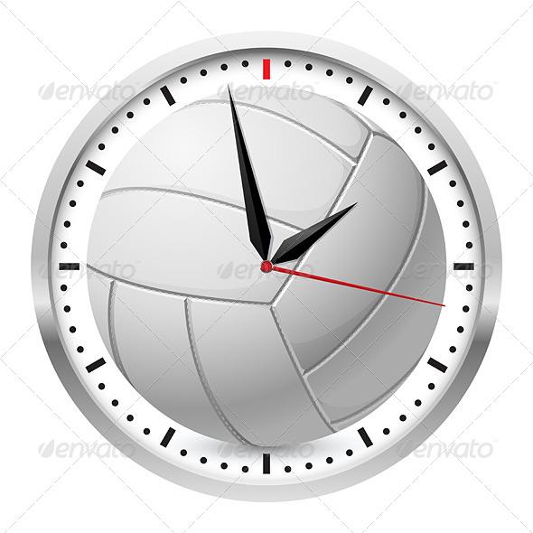 GraphicRiver Clock 4688694
