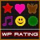Wordpress Advanced Rating System - WorldWideScripts.net vare til salg