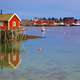 Norwegian fishing harbor - PhotoDune Item for Sale